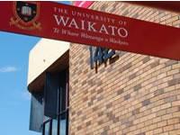 waikato ワイカト大学 イメージ
